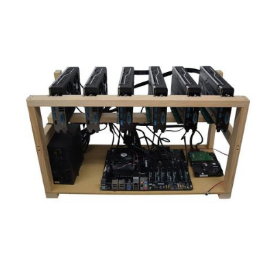 Rig 6 schede AMD RX580